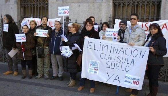 Anuladas todas las cláusulas suelo de España