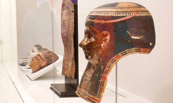 Cleopatra, protagonista de una gran exposición en Madrid