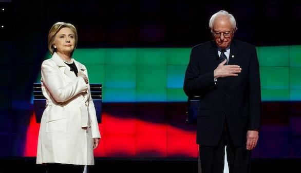 Bernie Sanders se retira y pide el voto para Hillary Clinton