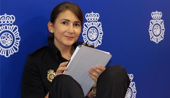 La community manager que salvaguardará las redes sociales de la Policía