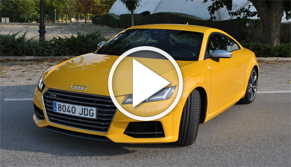 Audi TTS 2015: probamos la versión más potente del mítico deportivo