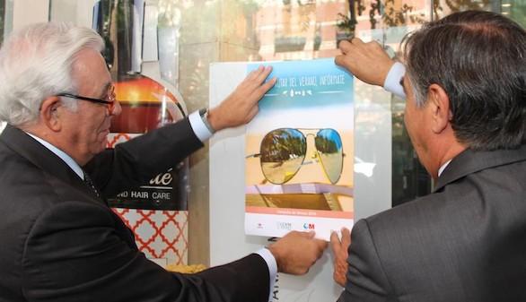 Las farmacias de Madrid aconsejan ante el calor, la exposición solar o el ozono