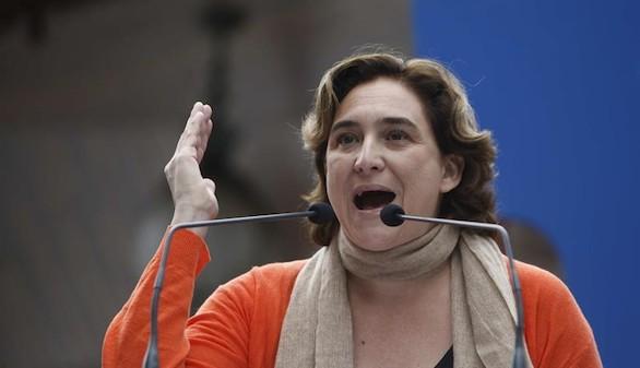 El PP acusa a Colau de sufrir 'coronafobia'