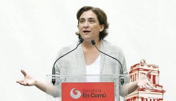 Ada Colau da prioridad a los acuerdos con PSC, ERC y CUP