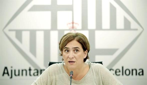 Colau detecta en julio 256 pisos turísticos ilegales en Barcelona