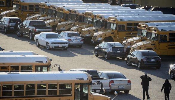 Una amenaza de bomba obliga a cerrar todos los colegios de Los Ángeles