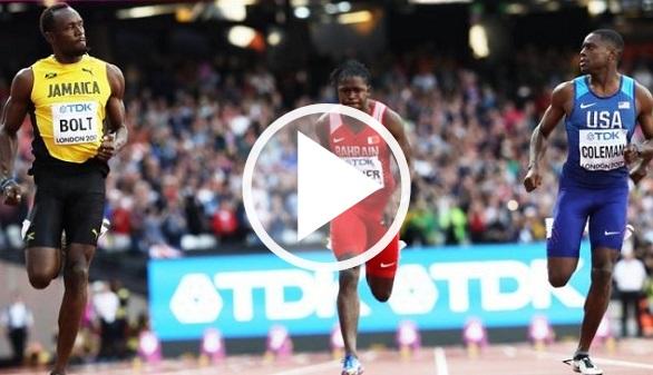 Coleman, el heredero de Bolt, ya es el más rápido de la historia en pista cubierta