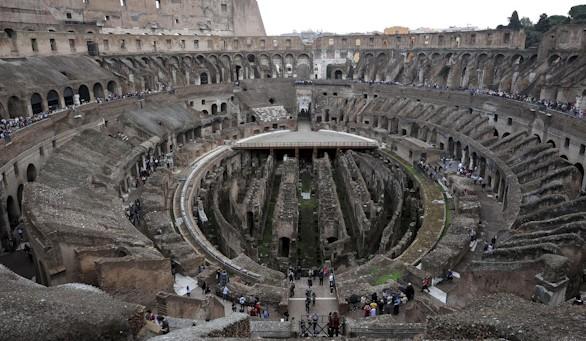 Cinco años y 20 millones de euros para devolver la arena al Coliseo