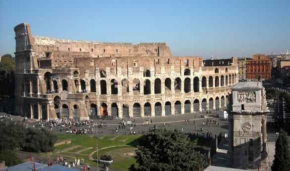 Polémica en Italia por el cierre del Coliseo por una asamblea sindical