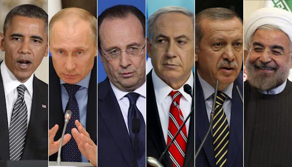 Análisis  ¿Qué intereses tiene cada país en la guerra de