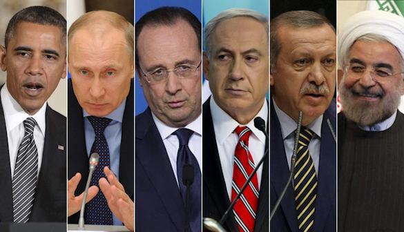 Análisis. ¿Qué intereses tiene cada país en la guerra de Siria?