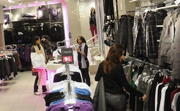 El comercio minorista encadena diez meses de ventas al alza