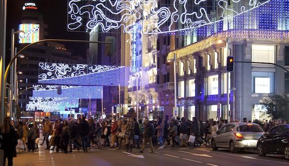 La Navidad anima el comercio para cerrar el año de la recuperación