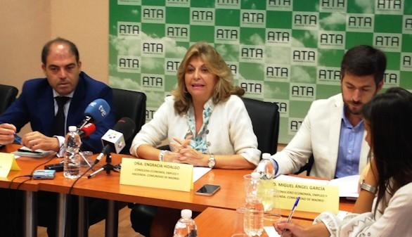 La Comunidad de Madrid recupera al 72% de los autónomos que cesaron su actividad por la crisis