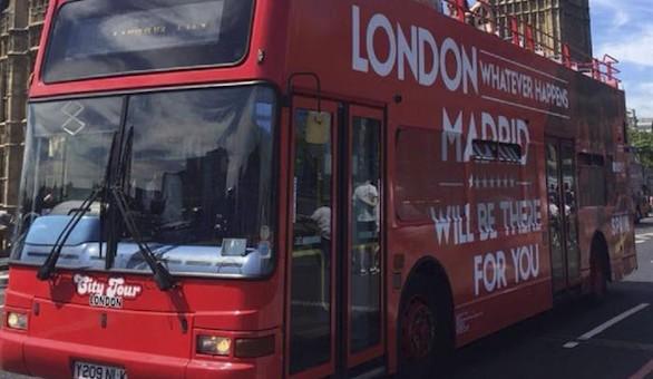 Madrid aterriza en Londres para seducir a los inversores