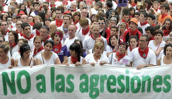 Nuevas denuncias elevan a cuatro las agresiones sexuales en Pamplona