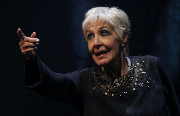 La actriz Concha Velasco, galardonada con el Premio Nacional de Teatro