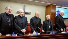 Felicidades a la Conferencia Episcopal Española