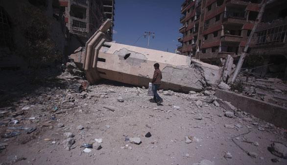 El cese de hostilidades en Siria, cerca del
