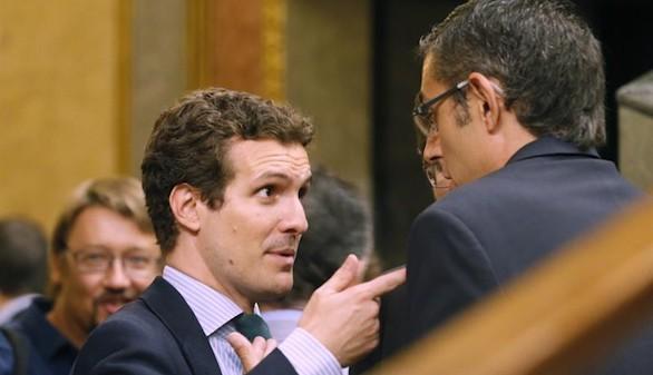 Al PP no le basta con la abstención: quiere gobernabilidad