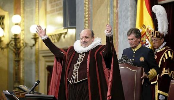 Miguel de Cervantes 'conquista' el Congreso de los Diputados