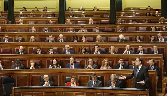 El Congreso aprueba una subcomisión para la reforma de la ley electoral