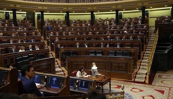 La izquierda española inicia el trámite para rebajar la edad de votar a los 16 años