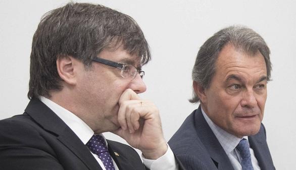 Un exconsejero de Artur Mas califica el proceso secesionista de