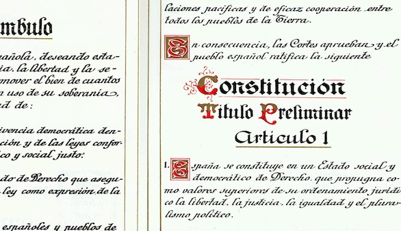 La Constitución entra en campaña: ¿Es el momento de reformarla?