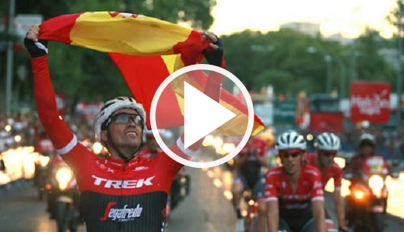 La Vuelta 2018. Los nueve finales en alto dan