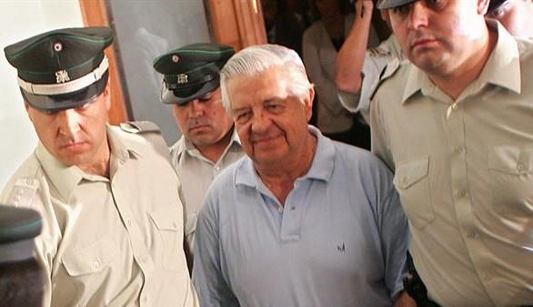Muere Manuel Contreras, máximo represor de la dictadura de Pinochet