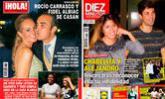 Rocío Carrasco y Fidel Albiac se casan tras 16 años juntos