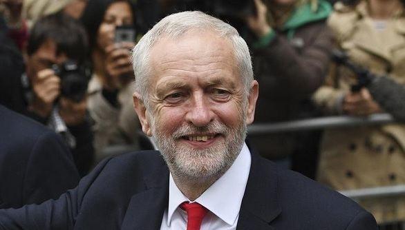 Corbyn se ve con posibilidades de ser primer ministro