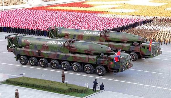El régimen de Pyongyang lanza un nuevo misil