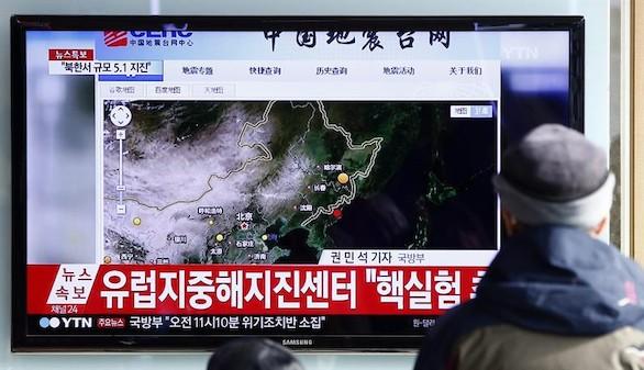 Corea del Norte desafía al mundo con una prueba nuclear