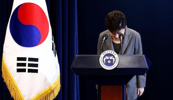 El parlamento surcoreano aprueba destituir a la presidenta del país