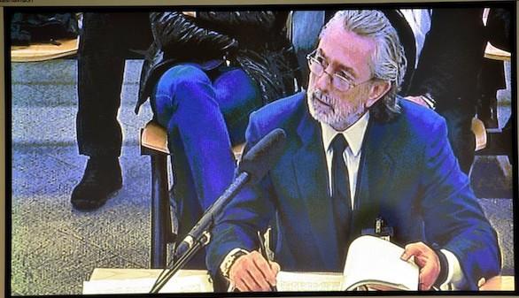 Correa: Bárcenas sacaba obras de Fomento y Medio Ambiente