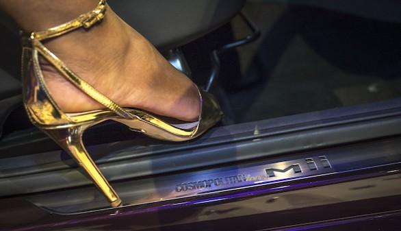 Seat presenta el Mii by Cosmopolitan en los Fun Fearless Female en Madrid