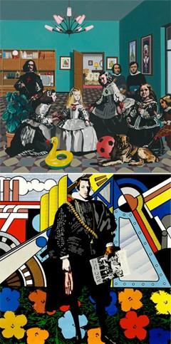Cincuentaaños delEquipo Crónica, el grupo que renovóla pintura española