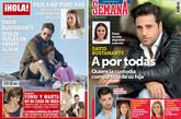 Bustamante quiere la custodia de su hija, según Semana