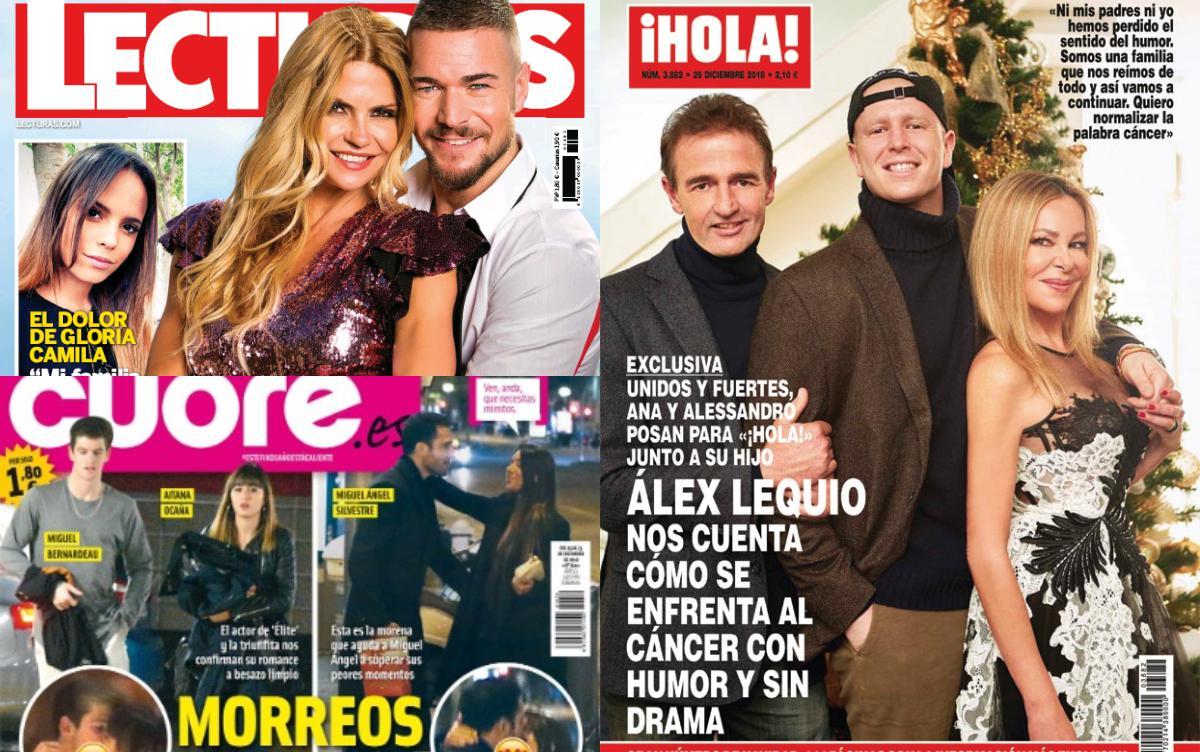 Las imágenes que confirman la relación de Amaia con el cantante de Carolina Durante