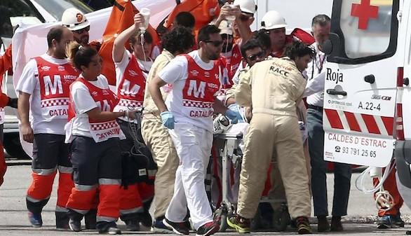 Fallece el piloto español de Moto2 Luis Salom