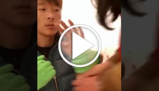 Vídeos virales. Cuando alguien llega y te chafa el truco