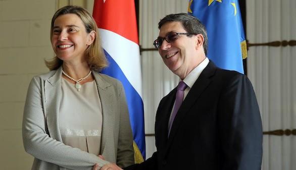 Cuba y la UE cierran un acuerdo de cooperación