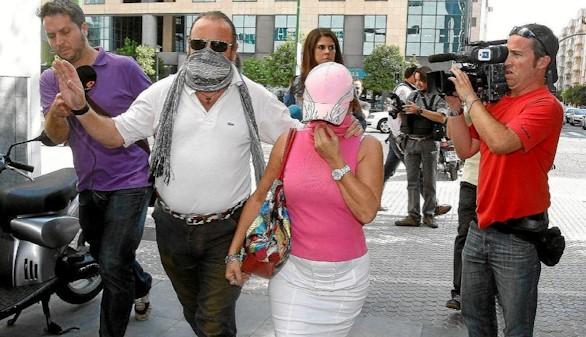 El Cuco y sus padres, imputados por mentir en el juicio de Marta del Castillo