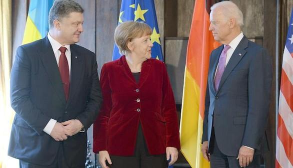 Pese a la oposición de Merkel, EEUU se posiciona a favor de rearmar a Ucrania frente a los rebeldes prorrusos