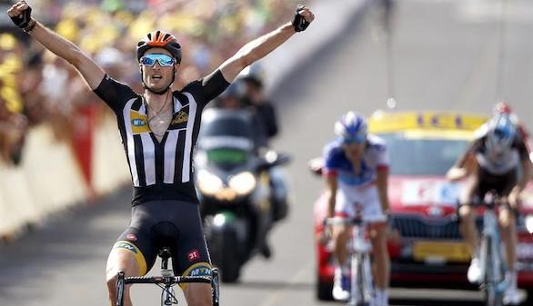 Tour de Francia: Gana Cummings y Quintana es la única molestia de Froome
