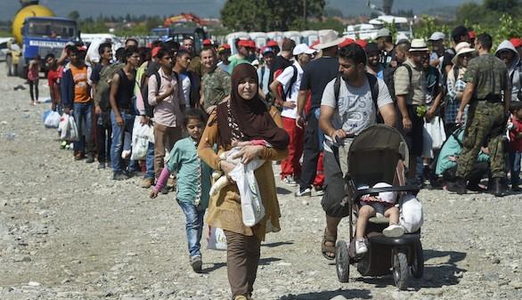 Daesh secuestró a 3.000 refugiados este mes