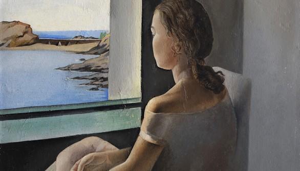 La Fundación Dalí compra en subasta el cuadro Figura de perfil