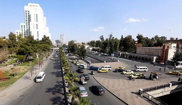 Bombardeos en el norte y centro de Siria durante el alto el fuego